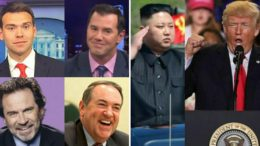 Social Media's first reactions as news is released that Kim Jong-un will meet with POTUS. Photo credit to USA for Trump Compilation.