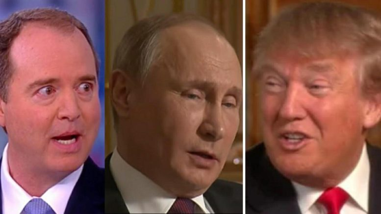 Trump issues expulsion orders of Russian diplomats. Feature photo by screen capture and compilation by US4Trump.