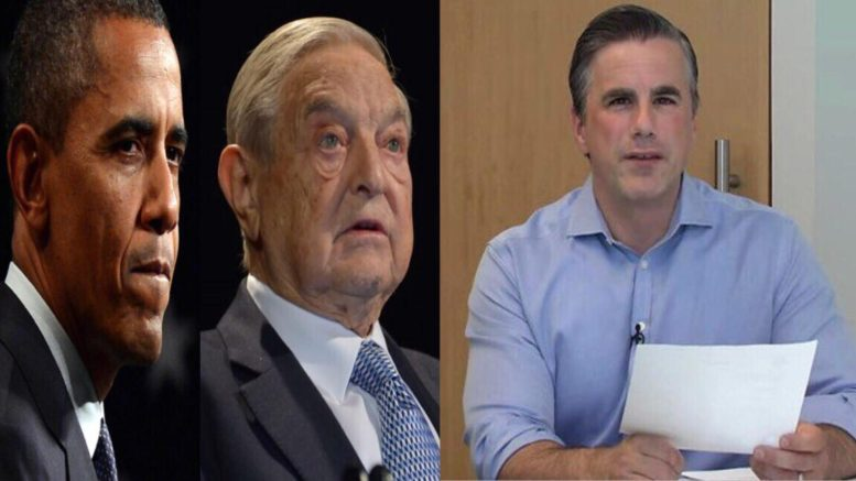 Tom Fitton of Judicial Watch exposes the 9 million dollars of tax payer money that went to Soros funded socialist plans in Albania. Feature photo credit to Left-CNBC, Middle-inews.co, Right-The Right Side Of News. Edited By USA 4 Trump.