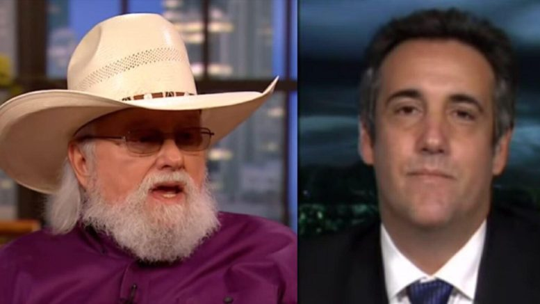 "Charlie Daniels lays it down regarding ""new"" citizen rights. Photo credit to 700 Club & Hannity Screen Captures and US4Trump compilation."