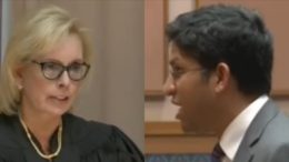 Trump lawyer obliterates liberal Judge in DACA hearing! Image credit to compilation by US4Trump with screen captures.