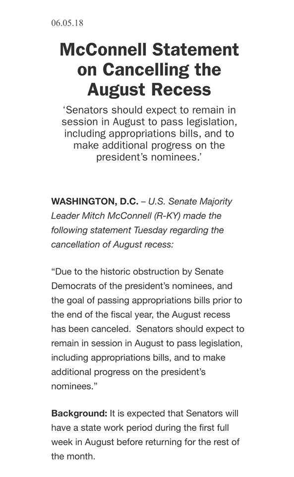 Photo credit to Press Release from senate government website for the Republican leader