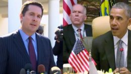 Ten Obama-era State Department workers will testify to the American people about the Steele Dossier. Image credit to US4Trump with screen grab compilation.