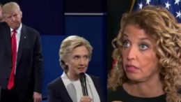 DNC memo shows server went missing. Today, DOJ offers plea deal to Imran Awan. Image credit to US4Trump screen grab compilation and enhancement.
