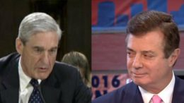 Manafort team brings to light the FBI meeting with Mueller team prior to the Special Counsel being born. Image credit to US4Trump with screen grab compilation.