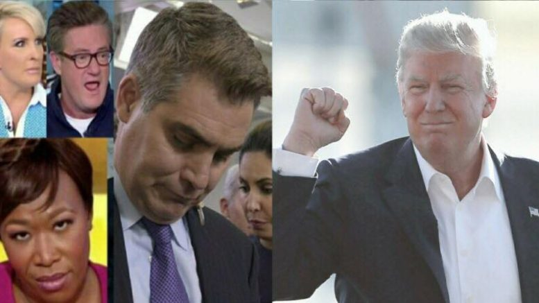 POTUS reports Republican mid term primary results. Photo credit to US4Trump compilation of (L) Screen Grabs (R) Reuters.