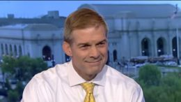 Jim Jordan vindicated from leftist attack on his character. Photo credit to US4Trump with Fox Screen Grab.