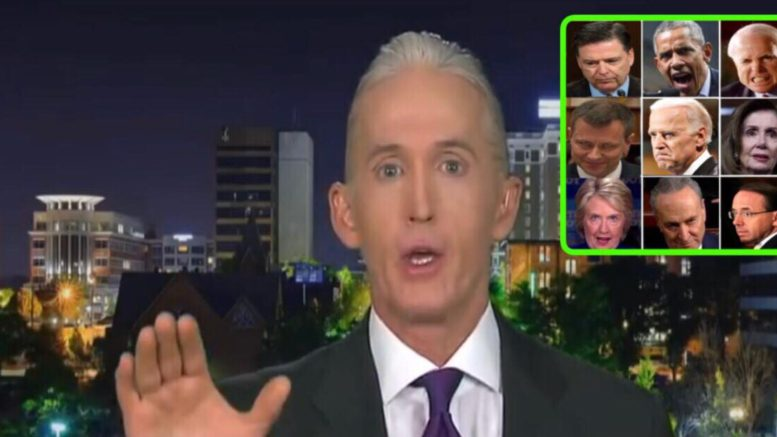 Gowdy calls for subpoenas. Photo credit to US4Trump screen capture compilation.