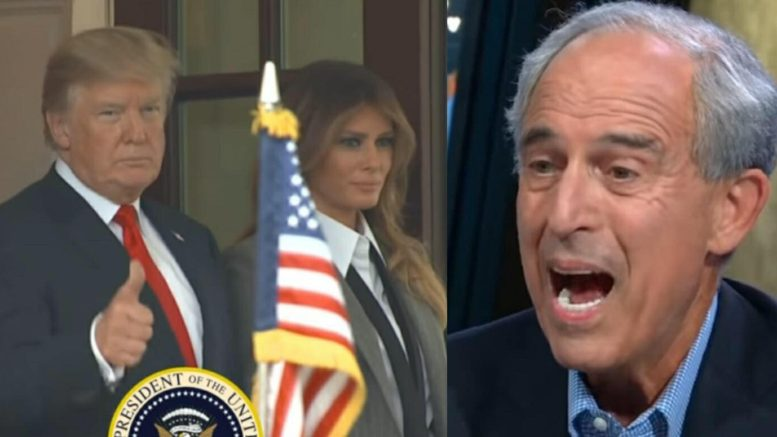 Lanny Davis exposes the truth that Cohen had no knowledge of DJT knowing in advance of the Trump Tower meeting. Photo credit to US4Trump compilation with screen grabs.