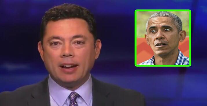 Jason Chaffetz tells the TRUTH about the Barack speech. Photo credit to US4Trump enhanced compilation with Screen Grab and (Inset) Just Jared.