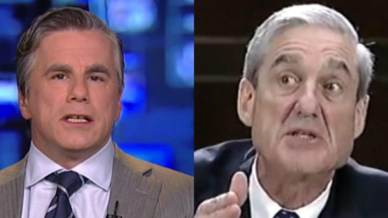 Fitton calls it like he sees it regarding the Mueller probe. Photo credit to US4Trump with screen captures.