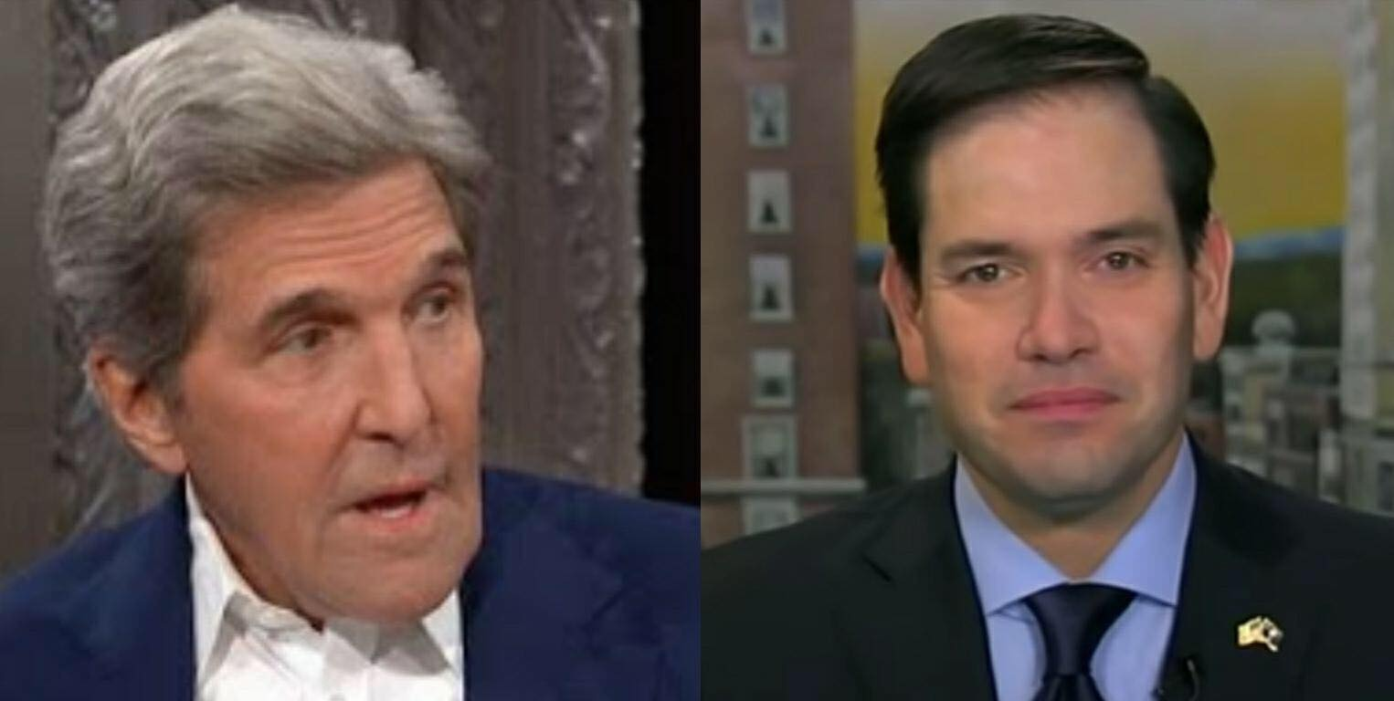 Rubio Offers The Perfect Solution To Make Kerry Pay For His Illegal Negotiation
