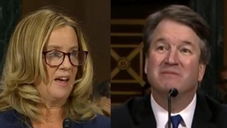 Ford's best friend speaks out again. Photo credit to US4Trump compilation with screen grabs.