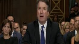 Justice Kavanaugh has now been cleared by NBC as reported by Brietbart. Photo credit to US4Trump compilation with screen shots.