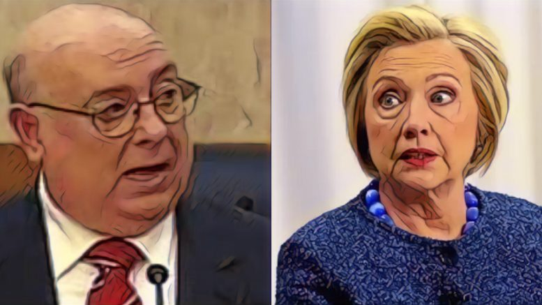 Judge Royce delivers bad news to Hillary and company. Photo credit to US4Trump enhanced compilation with screen shots.