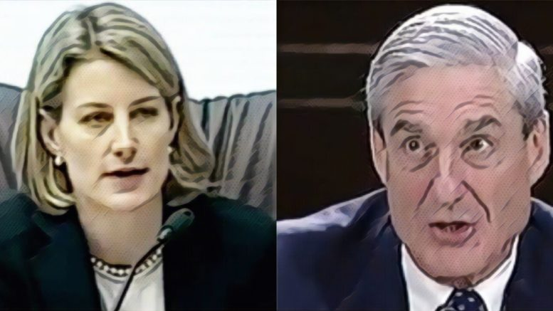 Mueller has some explaining to do for the charges he has leveled to a Federal Judge. Photo credit to US4Trump enhanced compilation with Screen Shots.