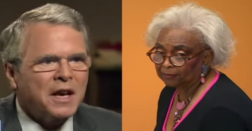 Fmr. FL Governor Jeb Bush Comes Out Of Nowhere & Slams Snipes Over Her Election Mishaps